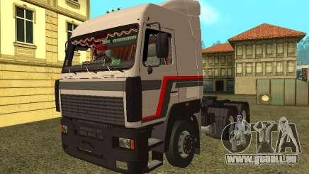 MAZ 5440 pour GTA San Andreas