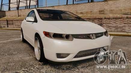 Honda Civic Si v2.0 pour GTA 4