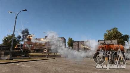 Lance-roquettes tir rapide pour GTA 4