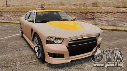 GTA V Bravado Buffalo Supercharged pour GTA 4