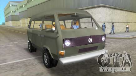 Volkswagen Transporter T3 pour GTA Vice City