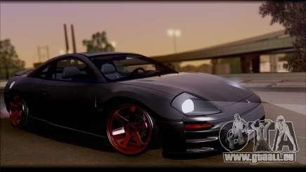 Mitsubishi Eclipse pour GTA San Andreas