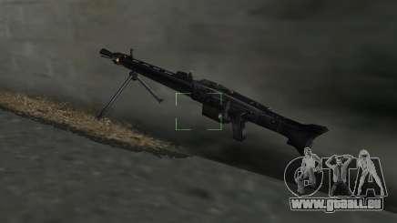Mitrailleuse MG-3 pour GTA Vice City