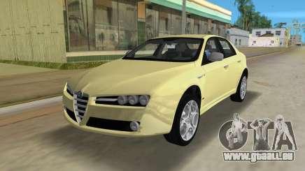 Alfa Romeo 159 ti pour GTA Vice City