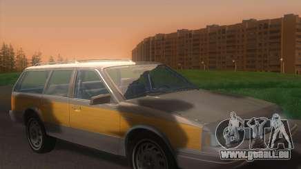 Oldsmobile Cutlass Ciera Cruiser für GTA San Andreas