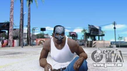 Skull Mask pour GTA San Andreas