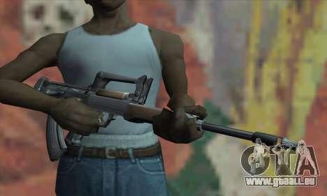 Gewehr für GTA San Andreas dritten Screenshot