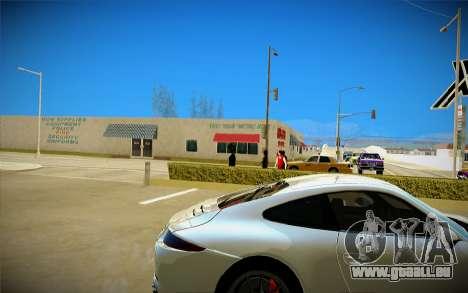 ENBSeries pour la faiblesse du PC pour GTA San Andreas huitième écran
