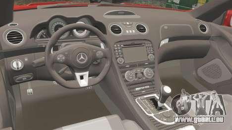 Mercedes-Benz SL65 AMG für GTA 4 Seitenansicht