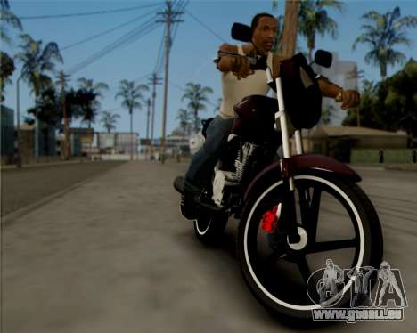 Honda Titan für GTA San Andreas