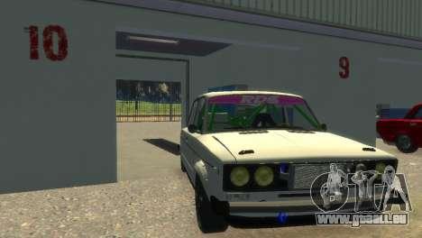 VAZ 2106 pour GTA 4 est un côté