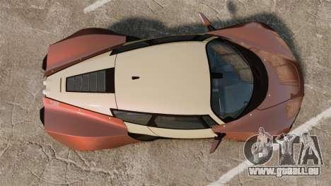 Marussia B2 für GTA 4 rechte Ansicht