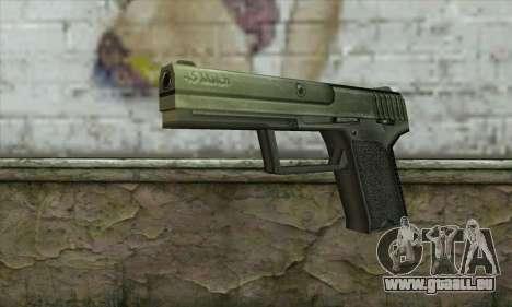Colt 45 из Postal 3 für GTA San Andreas