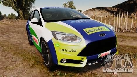 Ford Focus ST Rally für GTA 4