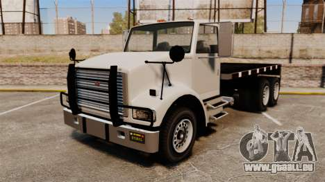 Benson Heavy pour GTA 4