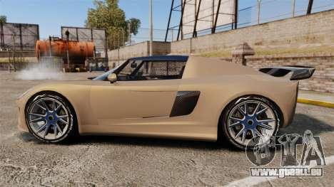 GTA V Coil Voltic für GTA 4 linke Ansicht