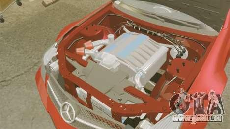 Mercedes-Benz SL65 AMG für GTA 4 Innenansicht