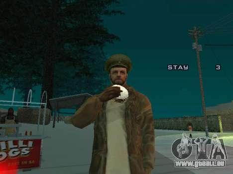 Rucksack 2.0 für GTA San Andreas fünften Screenshot