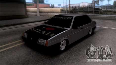 VAZ 21099 БПАN für GTA San Andreas