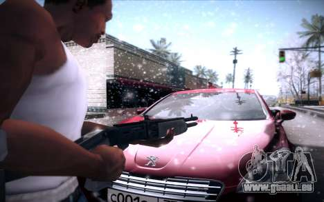 Spas 12 für GTA San Andreas fünften Screenshot