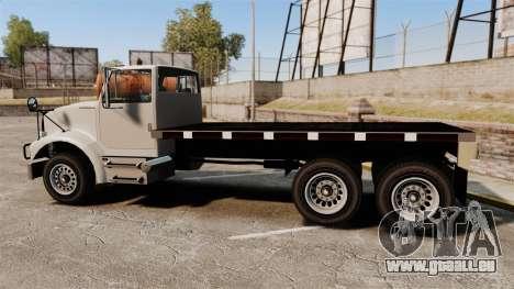Benson Heavy für GTA 4 linke Ansicht