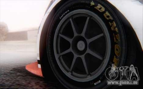 Holden Commodore für GTA San Andreas rechten Ansicht