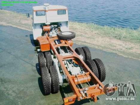 Boot-screens sowjetischen LKW für GTA San Andreas