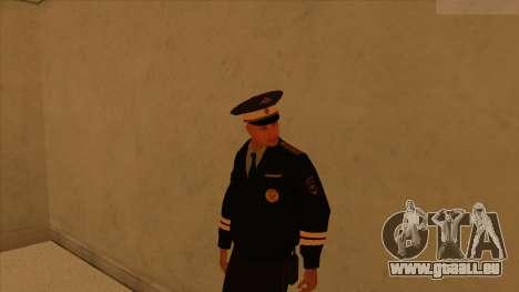 Les peaux de la police et de l'armée pour GTA San Andreas dixième écran