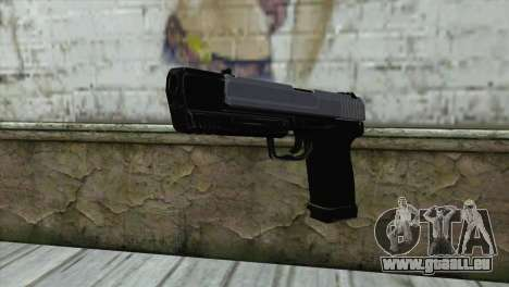 New Colt45 pour GTA San Andreas