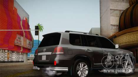 Toyota Land Cruiser 200 pour GTA San Andreas roue
