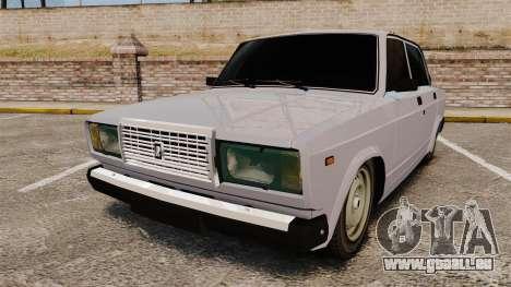 AIDE-Lada 2107 pour GTA 4