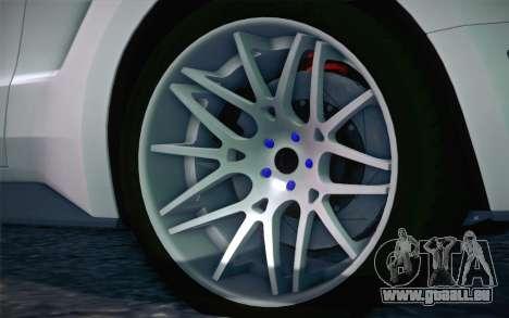 Ford Mustang 2013 - Need For Speed Movie Edition für GTA San Andreas rechten Ansicht