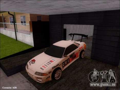 Nissan Skyline GTR R32 pour GTA San Andreas