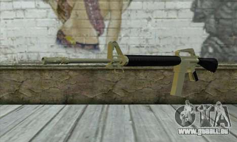 M16 für GTA San Andreas