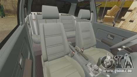 BMW M3 E30 pour GTA 4 est une vue de l'intérieur