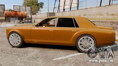 Super Diamond VIP für GTA 4 linke Ansicht