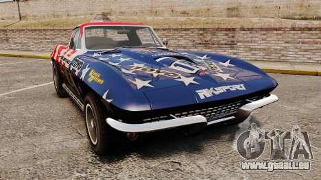 Chevrolet Corvette C2 1967 pour GTA 4