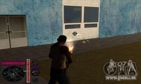 C-HUD by Andy Cardozo pour GTA San Andreas troisième écran