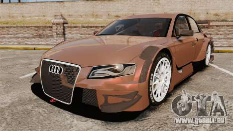 Audi A4 2008 Touring car für GTA 4