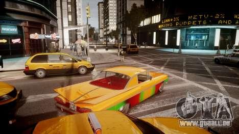 Chevrolet Impala für GTA 4 rechte Ansicht