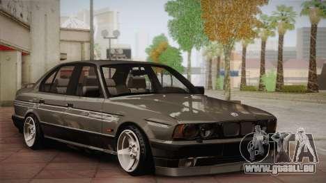 BMW E34 Alpina B10 pour GTA San Andreas