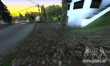 ENBseries pour PC puissant pour GTA San Andreas deuxième écran