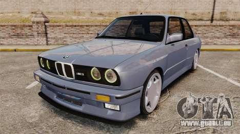BMW M3 E30 für GTA 4