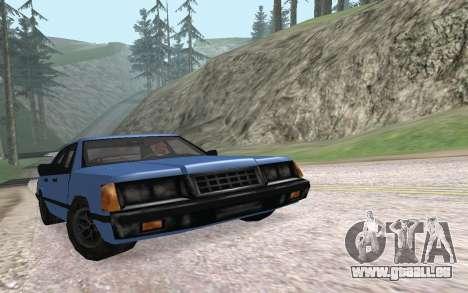 Premier VC pour GTA San Andreas