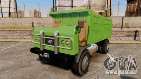 Si Buxiang Truck für GTA 4