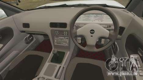 Nissan Onevia S13 [EPM] für GTA 4 Seitenansicht