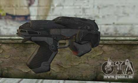 Pistole für GTA San Andreas zweiten Screenshot