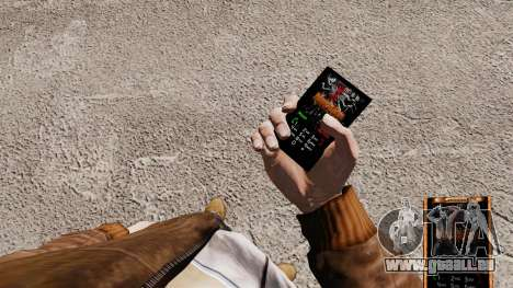 Thème Hallowicked Spider pour votre téléphone pour GTA 4
