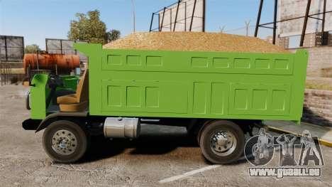Si Buxiang Truck für GTA 4 linke Ansicht
