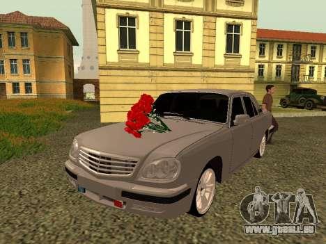 GAZ 31105 Volga pour GTA San Andreas